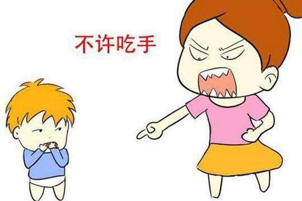 儿童缺锌的症状在吃手