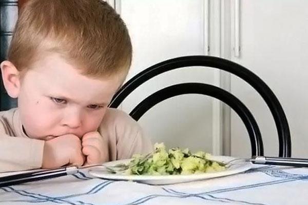 孩子挑食厌食