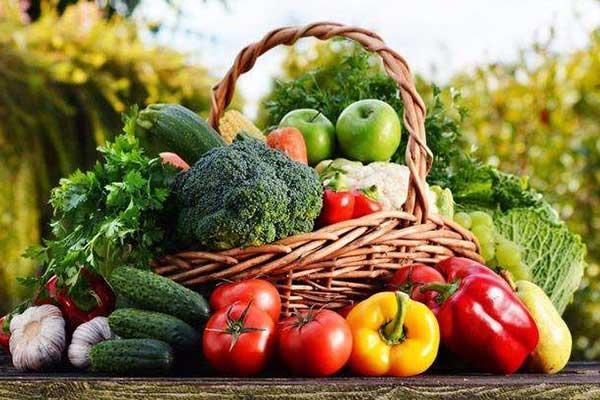 蔬菜、水果